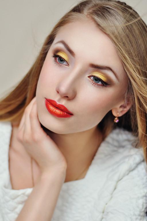 Профессиональный макияж в нашей студии 3