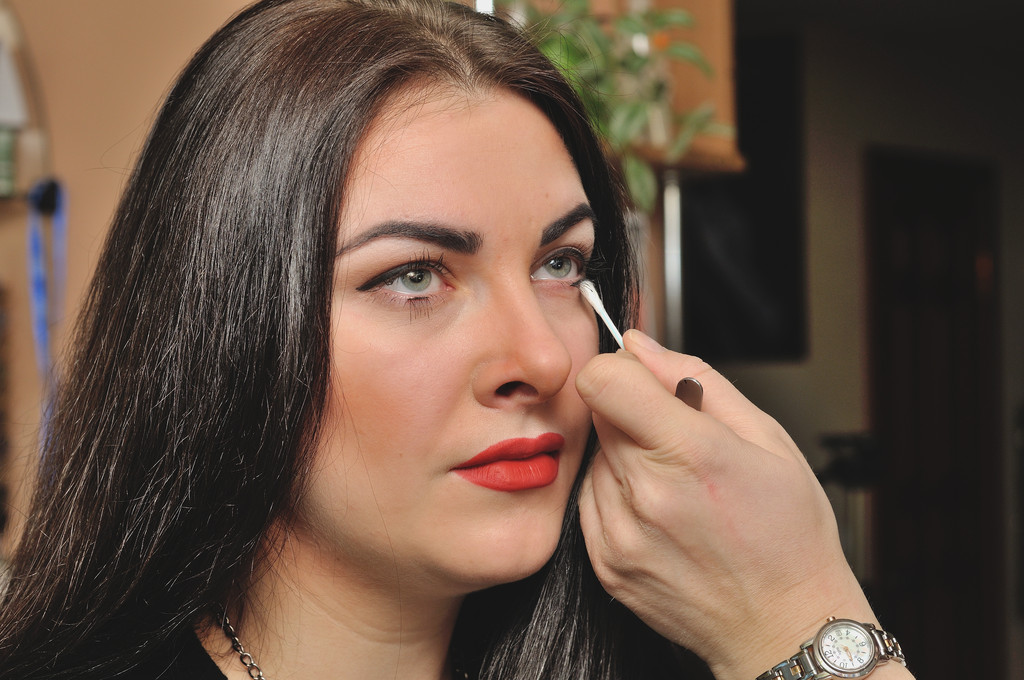 Профессиональный макияж в нашей студии 5