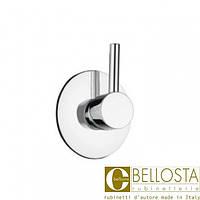Встраиваемый переключатель на три положения Bellosta Bambu 01-0403/3/1N Хром