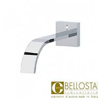 Настенный каскадный излив для ванны Bellosta F-Vogue Bijoux Swarovski 01-3303 Хром