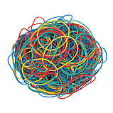 Резинки для денег цветные Delta, 500 г (D4622), фото 2