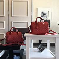 Женская сумка Louis Vuitton Speedy 30, фото 1