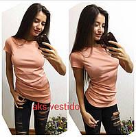 Женская крутая футболка,в расцветках