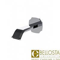 Настенный излив для ванны Bellosta Stresa **-1403 Матовый Хром, Золото