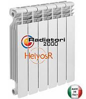 Алюминиевые радиаторы Helyos R 350/100 Radiatori2000 (Италия)