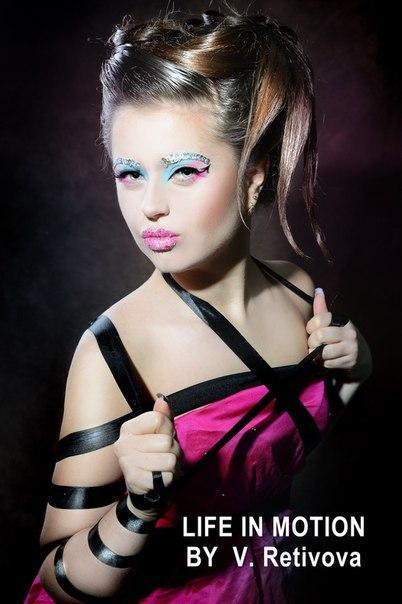 Профессиональный макияж в нашей студии 31