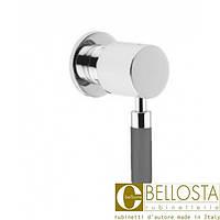 "Встраиваемый запорный вентиль 3/4"" (правый, левый), без рычага Bellosta N-Joy 01-0108/1/* Хром"