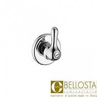 Встраиваемый переключатель на три положения Bellosta Romina 01-0303/3/1 Хром