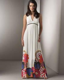 Длинные женские платья и сарафаны в пол