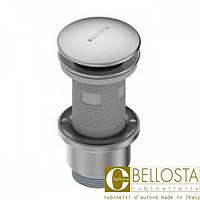 Донный клапан Bellosta IXS 77-4536 нержавеющая сталь