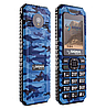 Sigma mobile X-Style 11 Dragon blue camouflage, фото 3