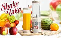 Блендер для приготовления коктейлей Shake n take (Шейк эн тэйк)