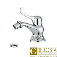 Смеситель для биде с донным клапаном Bellosta Pascal 01-1007/L Хром
