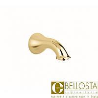 Излив для ванны со стены Bellosta Noel 04-1003 Золото