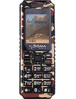 Sigma mobile X-Style 11 Dragon coffe camouflage