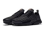 Беговые кроссовки Nike Air Presto SE Woven Black, фото 1
