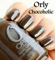 ORLY лак для ногтей №40447 chocoholic 18 ml.