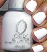 ORLY лак для ногтей №40632 white out 18 ml.
