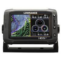Ехолот Lowrance НDS-7 Gen2 Touch (без датчиків)