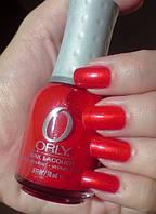 ORLY лак для ногтей №40634 20634 red carped 18 ml.