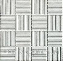 Плитка тротуарная, вибролитая,  квадрат-печенье 300х300х30 мм (серая)