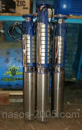 Насос ЭЦВ 6-6,3-40 глубинный насос для скважин ЭЦВ6-6,3-40