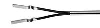 Биполярный плоский электрод-пинцет лапароскопический, фото 1