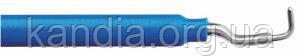 Электород лапароскопический проволочный L- крючок, 360 мм