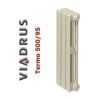 Радиатор чугунный VIADRUS Termo 500/95 мм 30 Бар