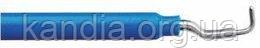 Электрод лапароскопический проволочный L- крючок, 450 мм