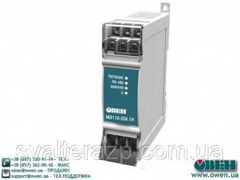 Модуль ввода параметров электрической сети ОВЕН МЭ110-224.1Н - СВ Альтера Запорожье в Запорожье