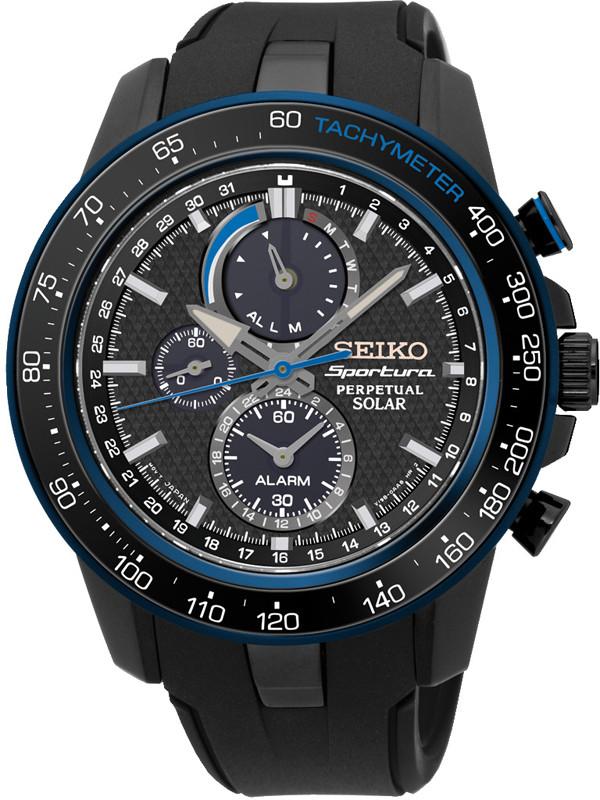 Часы Seiko Sportura SSC429P1 SOLAR V198