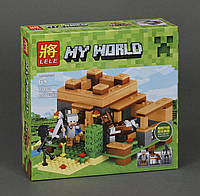 Домик героев Minecraft 253 детали