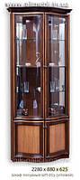 Шкаф посудный ШП-2Су (угловой) Котовская МФ, фото 1