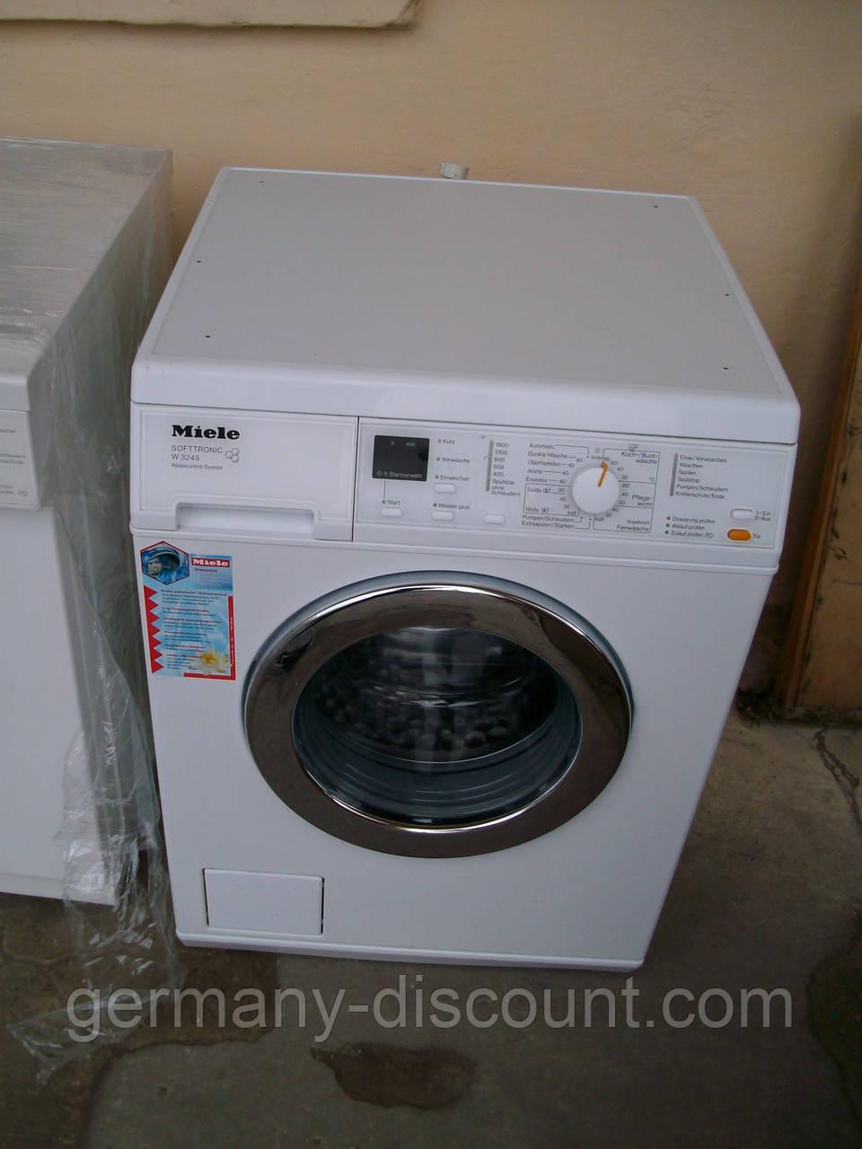 Пральна машина Miele Softtronic W 3245