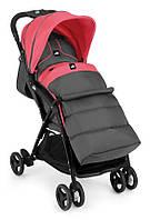 Прогулочная коляска CAM Curvi Серо-Розовый