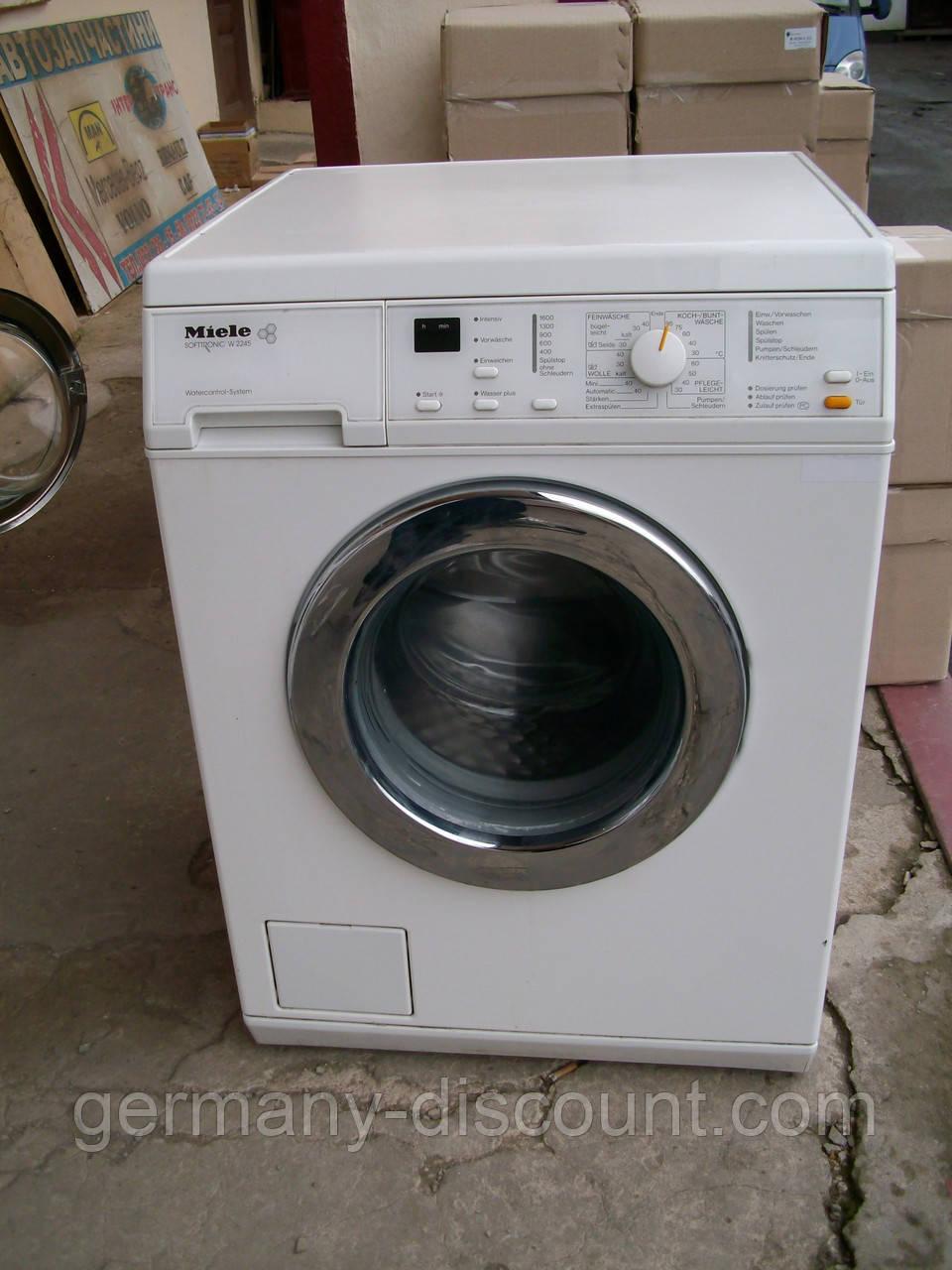 Пральна машина Miele Softtronic W 2245