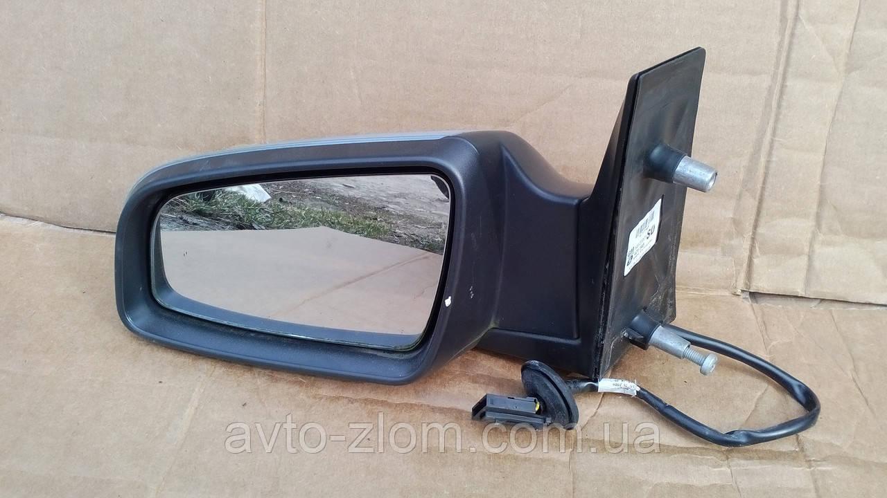 Зеркало левое Opel Zafira B.