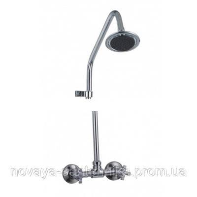 Смеситель для ванны с душевой стойкой, JIK16-A102
