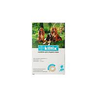 Kiltix (Килтикс) - противоклещевой ошейник для средних пород собак длинной 48 см. Защита от клещей до 7 месяце