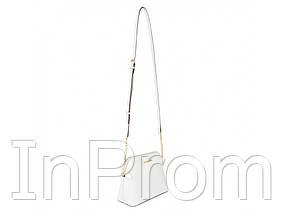 Сумка Michael Kors Cindy Crossbody Bag White, фото 3