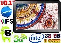 Новые планшеты Lenovo  Intel x86, Android 6! 8 ядер, 32 Gb, IPS, GPS,  3G. Гарантия