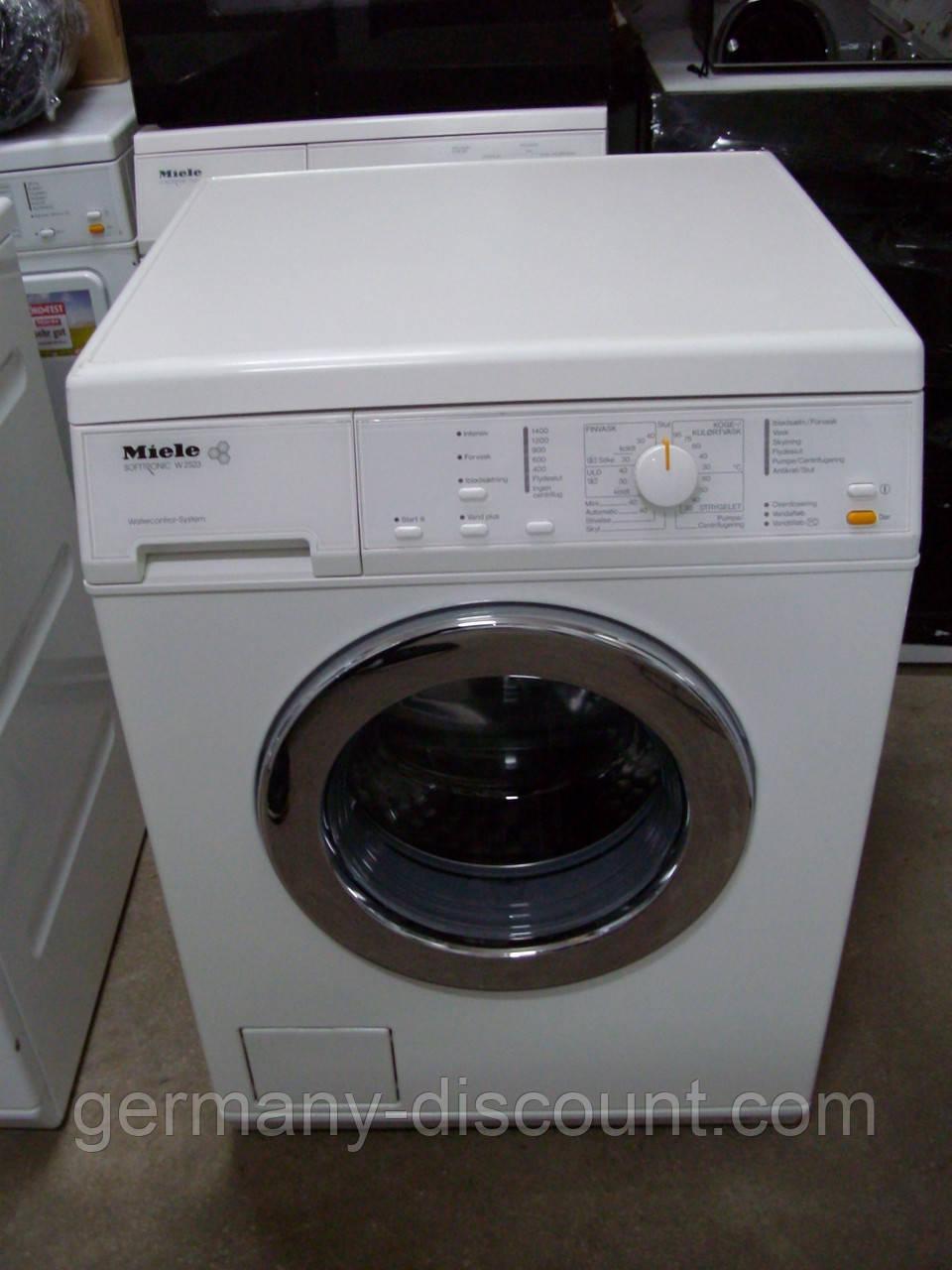 Стиральная машина Miele Softtronic W 2523