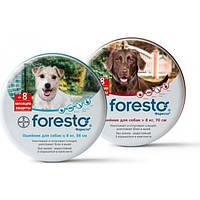 Foresto (Форесто) ошейник от блох, клещей и комаров - 38 см