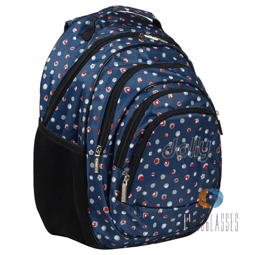 Рюкзак школьный для девочек Dolly