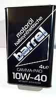 Масло моторное Barrel 10w40 4л.