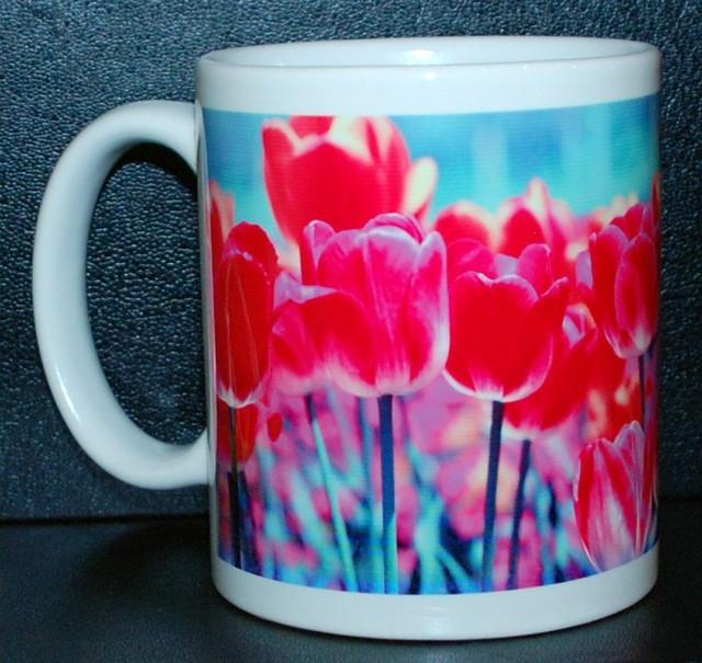 Кружка «Тюльпани» №45