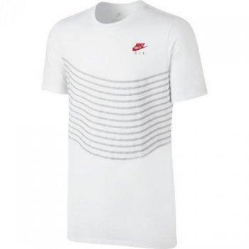 6d2977c7 Футболка мужская Nike NSW AM97 Tri Blend Lines (834616-100): продажа ...