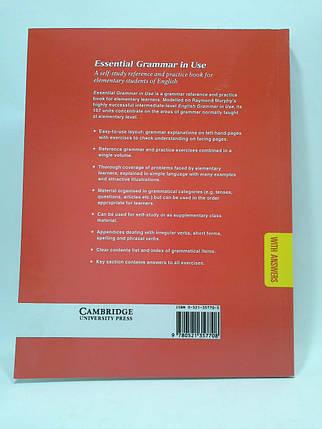 Essential Grammar in Use. Английская грамматика. Раймонд Мерфи. Кембридж., фото 2