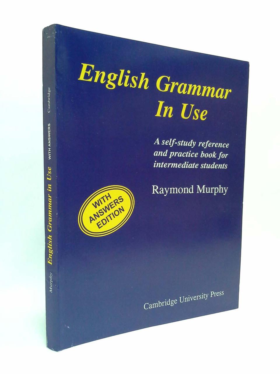 Граматика Англ грамматика (синяя) Мерфи Кембридж